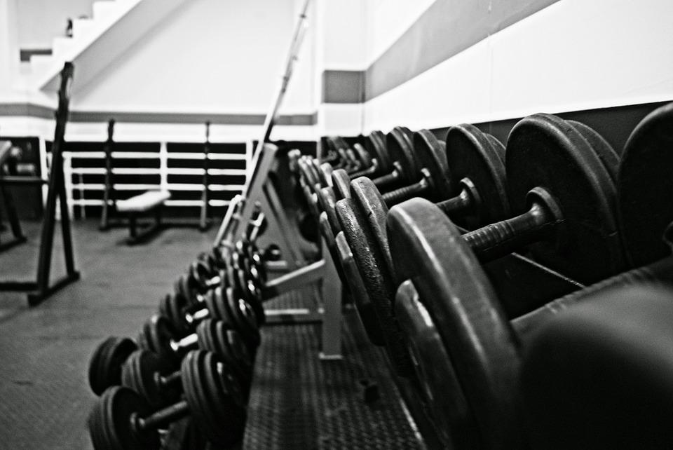 Fitness beginner